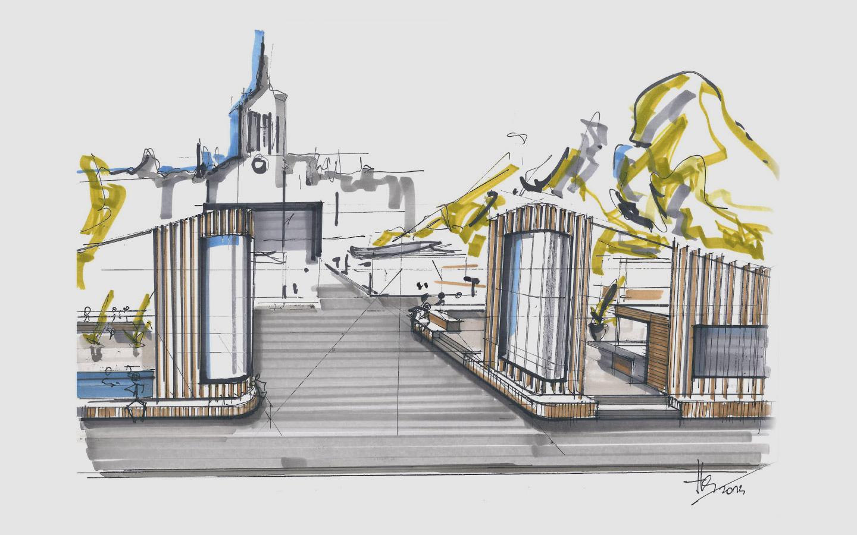 Filmfestival wien mayr glatzl innenarchitektur gmbh for Wien innenarchitektur